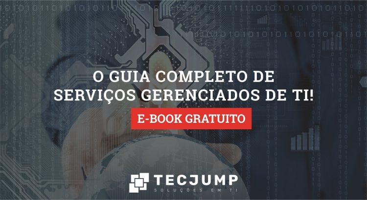 E-book Serviços Gerenciados de TI