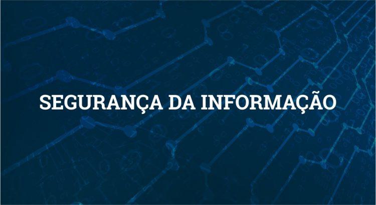 segurança da informacao