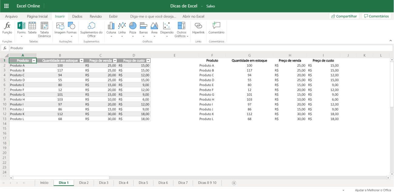 20 Dicas de Excel Matadoras com Passo A Passo   Blog TECJUMP